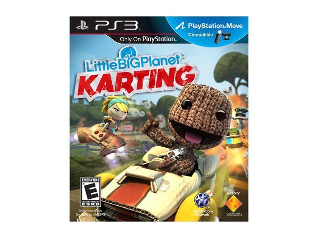 LittleBigPlanet: Karting Playstation3 Game