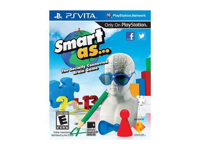 Smart As PlayStation Vita