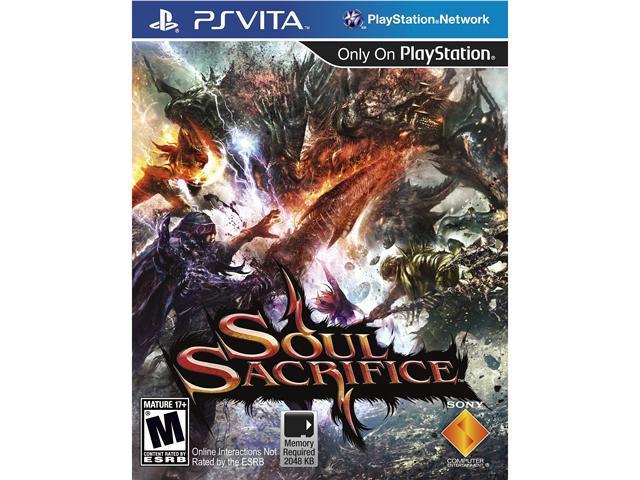 Soul Sacrifice PlayStation Vita