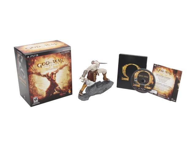 God of War: Ascension Collector's Edition Playstation3 Game