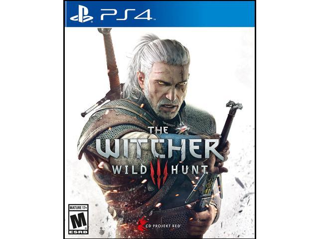 The Witcher III: Wild Hunt PlayStation 4