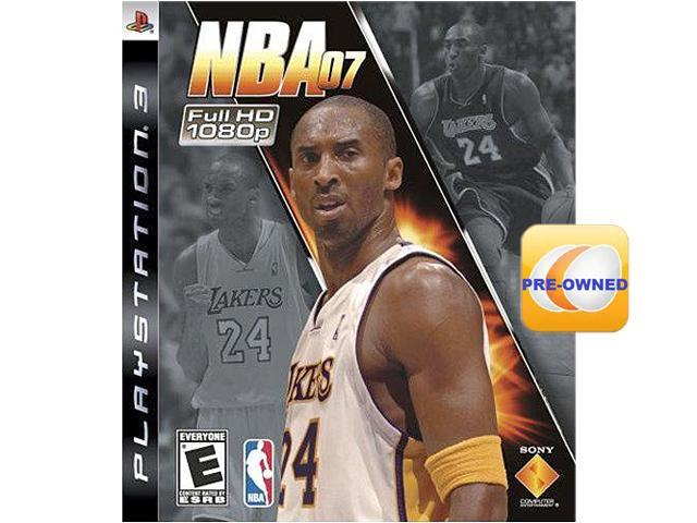 Pre-owned NBA 07 PS3