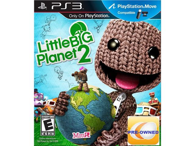 Pre-owned LittleBigPlanet 2 PS3