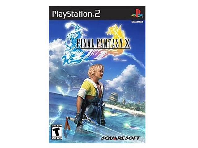 Final Fantasy X Game