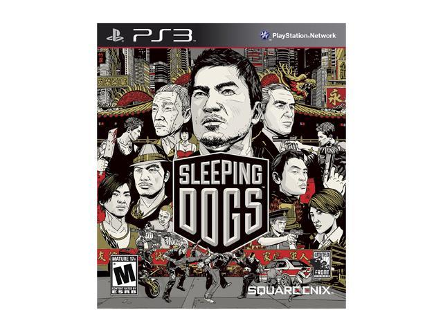 Sleeping Dogs Playstation3 Game