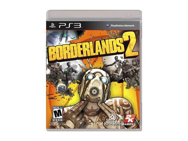 Borderlands 2 Playstation3 Game
