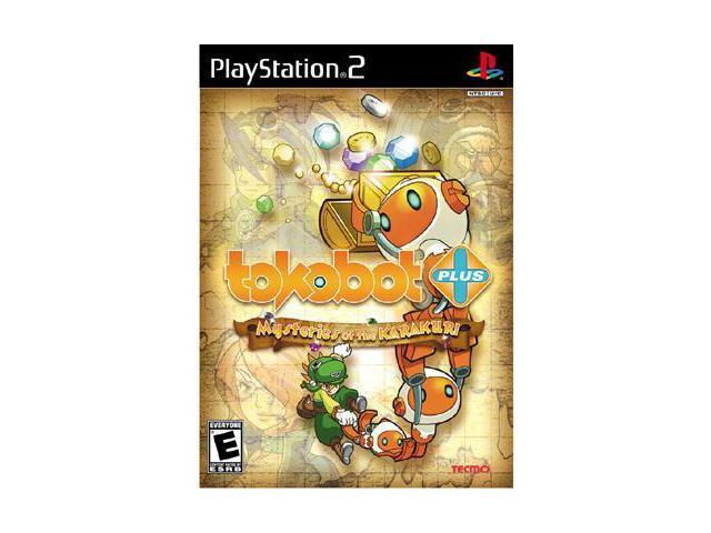 Tokobot Plus: Mysteries of the Karakuri Game
