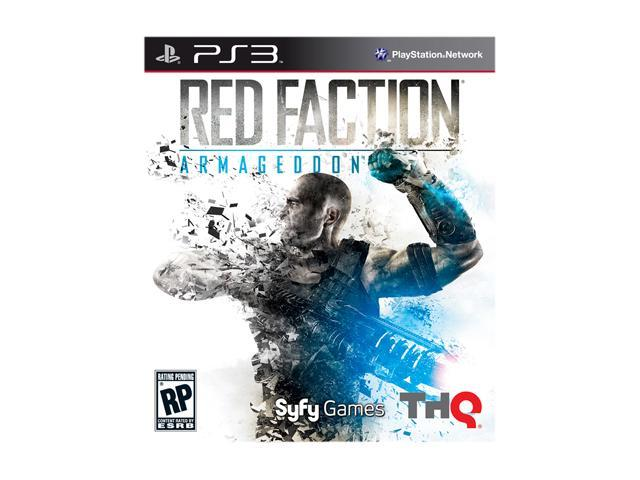 Red Faction: Armageddon Playstation3 Game