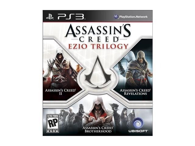 Assassin's Creed: Ezio Trilogy PlayStation 3