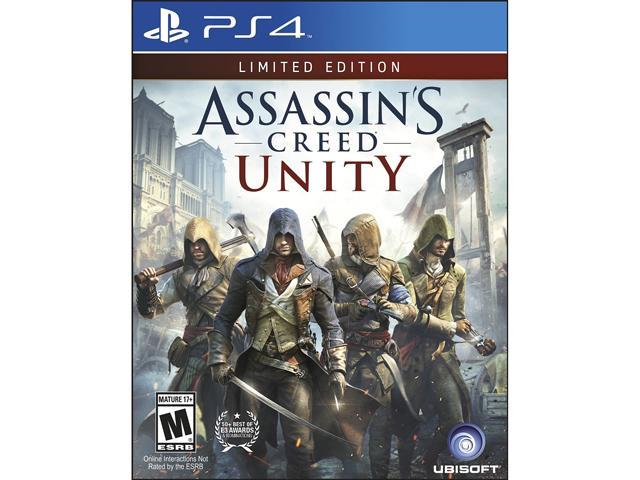 Assassin's Creed Unity PS4