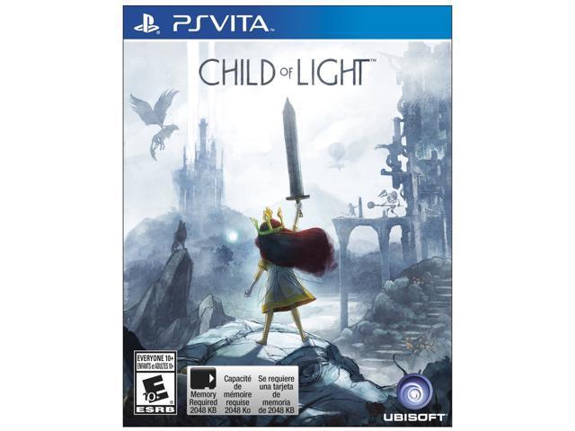 Child of Light PlayStation Vita