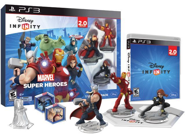 Disney INFINITY: Marvel Super Heroes (2.0 Edition) PS3