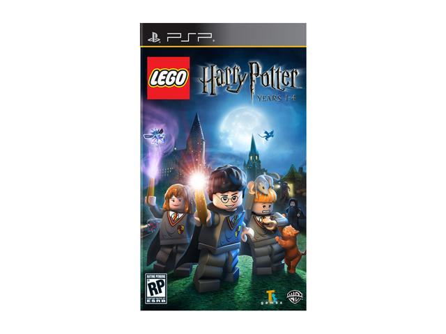 Lego Harry Potter: Years 1-4 PSP Game Warner Bros. Studios