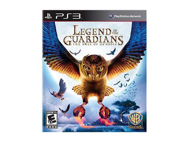 Legend of Guardians: Owls Ga'Hoole Playstation3 Game