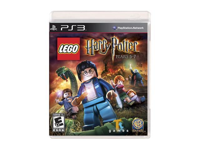 Lego Harry Potter: Years 5-7 Playstation3 Game