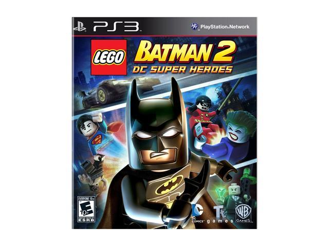 Lego Batman 2: DC Super Heroes Playstation3 Game
