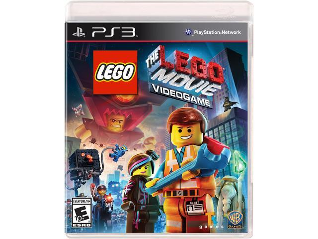 The LEGO Movie Videogame PS3 Game