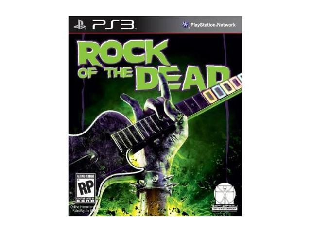 Rock of the Dead Playstation3 Game