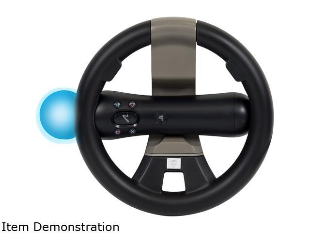 CTA PSM-RW PlayStation(R)Move & DUALSHOCK(R) Controller Racing Wheel