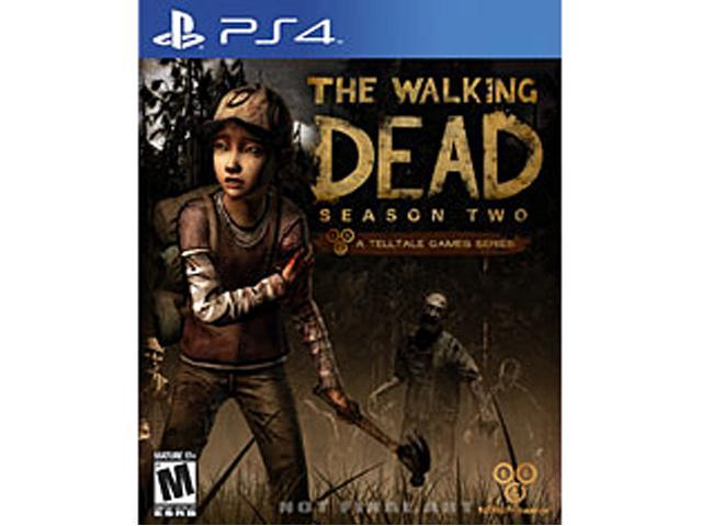 Walking Dead: Season 2 PS4