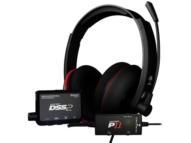 Turtle Beach DP11 PS3 Dolby Surround Sound Gaming Headset