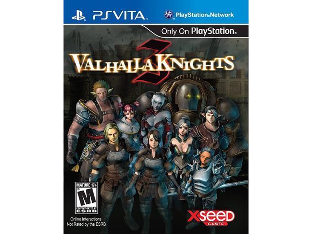 Valhalla Knights 3 PlayStation Vita