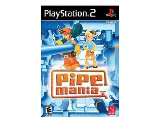 Pipe Mania Game