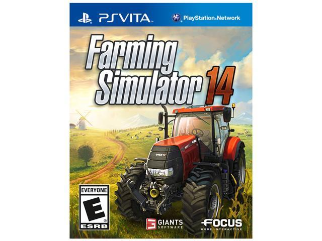 Farming Simulator PlayStation Vita