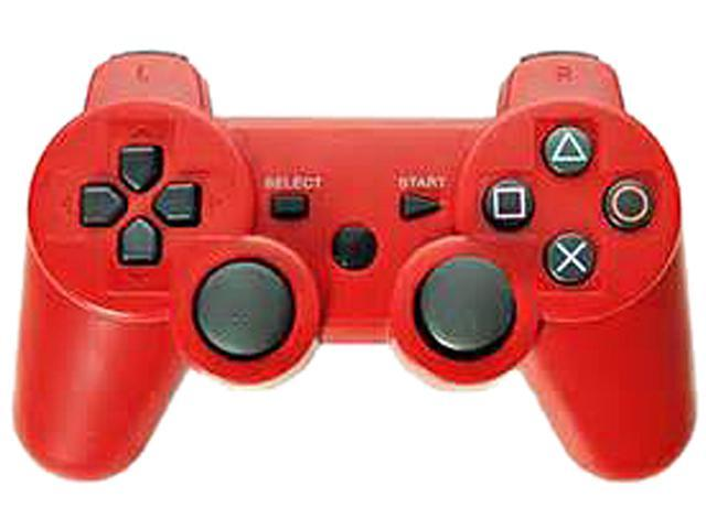Arsenal Gaming PS3 Bluetooth Controller with rechargeable battery Red