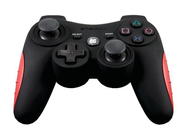 dreamGEAR PS3 Shdaow Wireless Controller w/Rumble