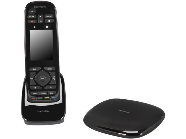 Logitech 915-000201 PC / MAC Infrared / Bluetooth Harmony Ultimate Remote Control