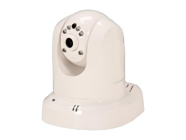 TRENDnet TV-IP672PI 1280 x 800 MAX Resolution, HD, PoE, Day/Night, 2 Way Audio PTZ IP Camera