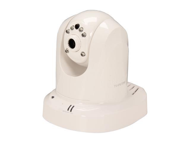 TRENDnet TV-IP672WI 1280 x 800 MAX Resolution RJ45 Megapixel Wireless N Day/Night PTZ Internet Camera