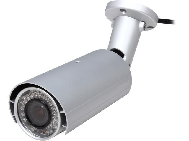 TRENDnet TV-IP343PI 1920 x 1080 MAX Resolution BNC Outdoor 2MP Full HD PoE Day/Night Network Camera