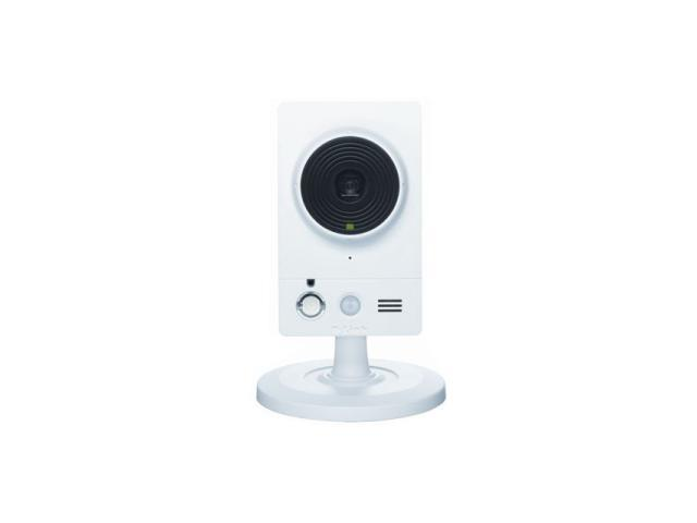 D-Link DCS-2210 PoE IP Camera, 2 Megapixel - Full HD Resolution, 2-Way Audio, ONVIF-Compliant