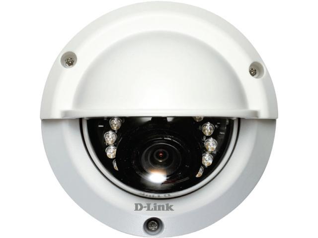 D-Link DCS-6315 Network Camera - Color, Monochrome