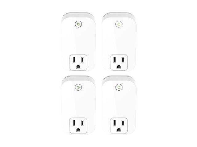 4-Pk. D-Link Mydlink WiFi Smart Plug