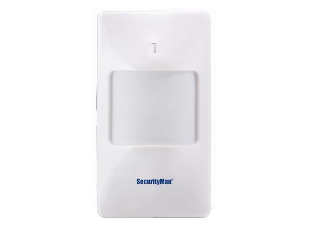 SecurityMan SM-80 Wireless Wide-Angle PIR Motion Sensor
