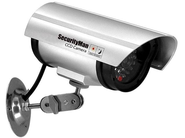 SecurityMan SM-3601S Dummy Indoor Camera w/ LED
