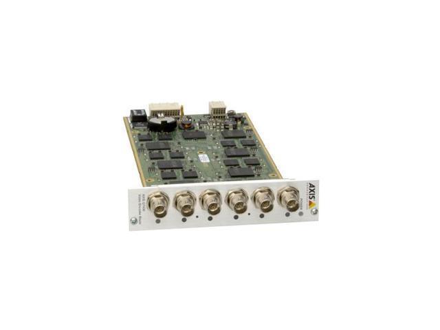 AXIS 0289-001 Q7406 Video Encoder