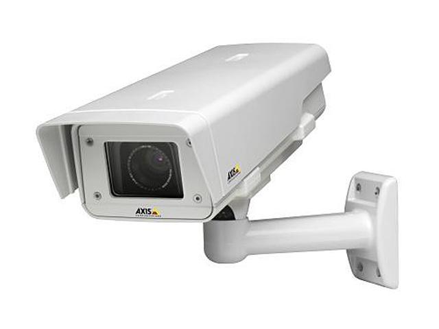 AXIS 0348-001 1920 x 1080 MAX Resolution RJ45 Q1755-E Outdoor-ready 1080i 60Hz Camera