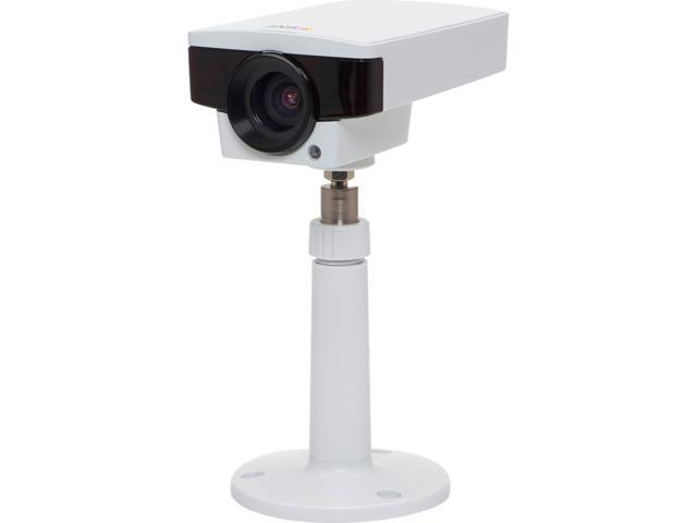 Axis Communications M1143-L Built-In IR LEDs Night Vision, SVGA (800x600) PoE IP Camera