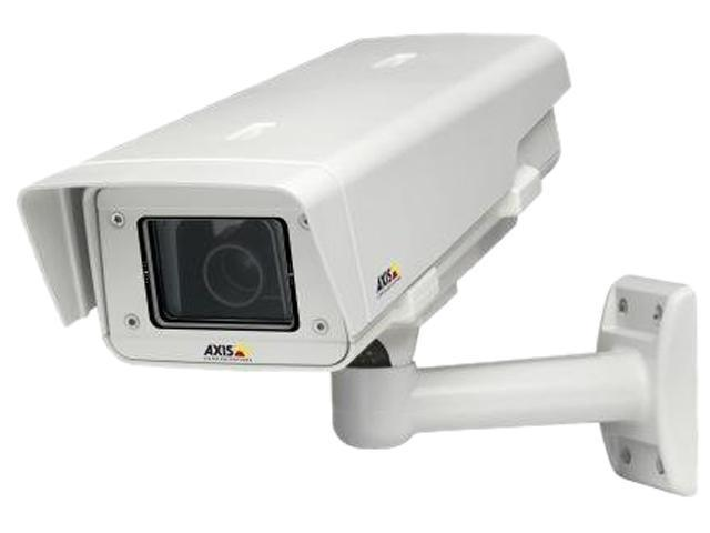 Axis P1354-E HDTV 720P Lightfinder Technology Motion & Audio Detection Outdoor PoE IP Camera