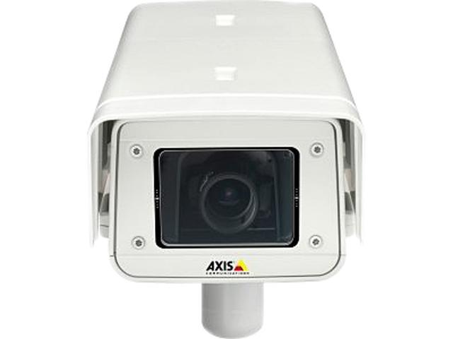 Axis P1355-E HDTV 1080P P-Iris Outdoor-Ready PoE IP Camera