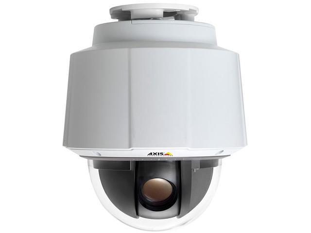 AXIS Q6042 752 x 480 MAX Resolution RJ45 PTZ Dome Network Camera (60Hz)