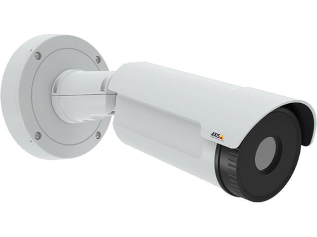 Axis Communications Q1932-E Outdoor Thermal Bullet IP Camera with Built-In Heater and 10mm Lens