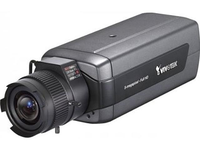Vivotek IP8172 Surveillance/Network Camera - Color, Monochrome - CS Mount
