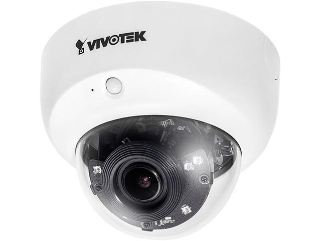 Vivotek FD8167-T 1920 x 1080 MAX Resolution RJ45 2MP Fixed Dome Network Camera