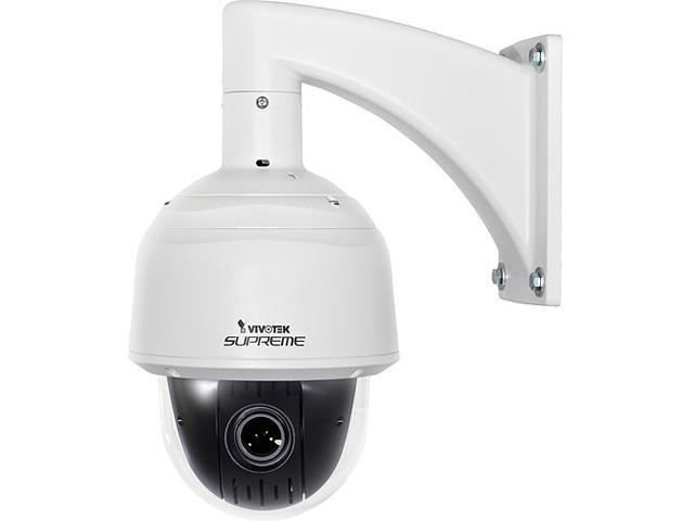 Vivotek SD8333-E 1280 x 720 MAX Resolution RJ45 720p HD 30x Zoom Dome Network Camera