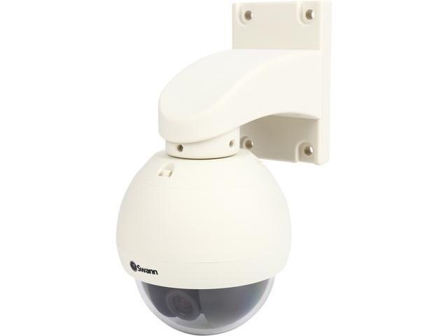 Swann PRO-750CAM Pan/Tilt/3x Optical Zoom Dome Camera w/ CCD Sensor